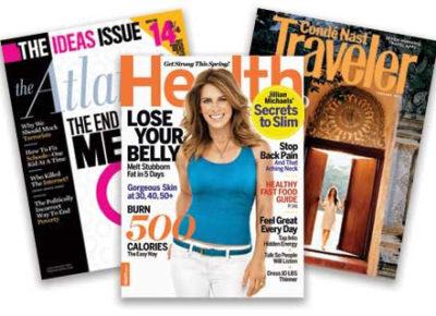 Spring Magazines